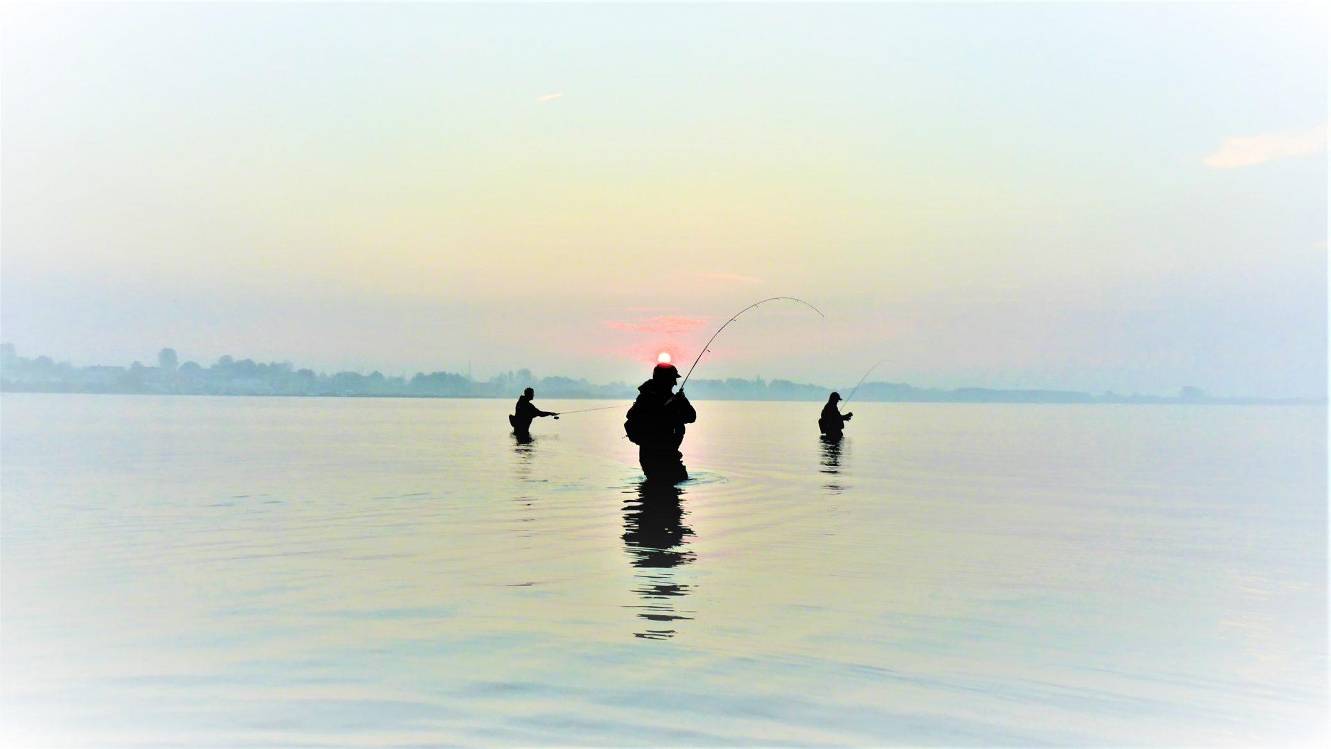 Guidede fisketure med Jari